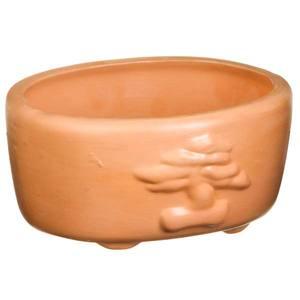 Vaso Cerâmica Bonsai 15x20cm Vasos & Cia