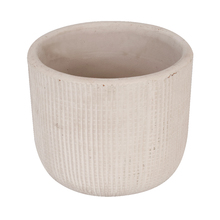 Vaso Cerâmica Comfort Zone Basic Grande Rosa Claro