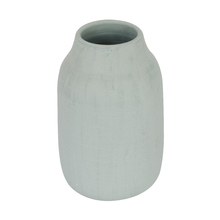 Vaso Cerâmica Comfort Zone Médio Azul