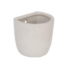 Vaso Cerâmica Comfort Zone Parede Pequeno Rosa Claro