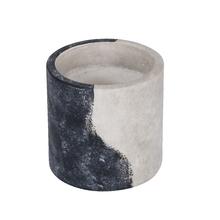 Vaso Cerâmica Neutral Pequeno Cinza
