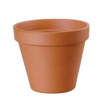 Vaso Cerâmica Terracota Extra Grande