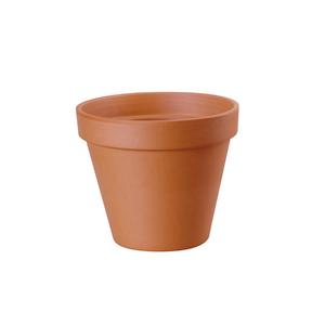 Vaso Cerâmica Terracota Médio
