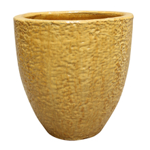 Vaso Cerâmica Vietnamita Bege Extra Grande