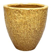 Vaso Cerâmica Vietnamita Bege Grande
