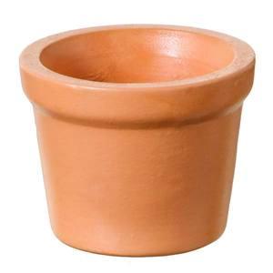 Vaso Cerâmica Violeta Mini 7x8cm Natural Vasos & Cia