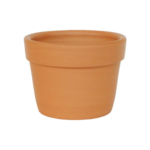 Vaso cer mica terracota pequeno leroy merlin - Ceramica leroy merlin ...