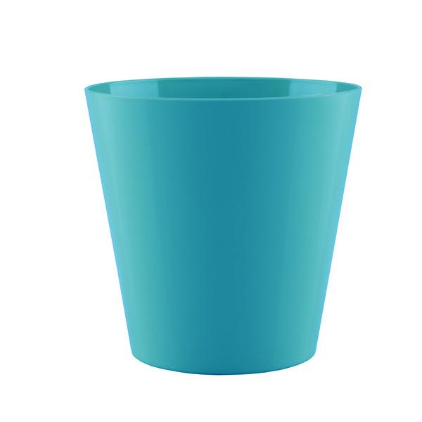Aparador Em U Madeira ~ Vaso Plástico Porto Azul Pequeno Leroy Merlin
