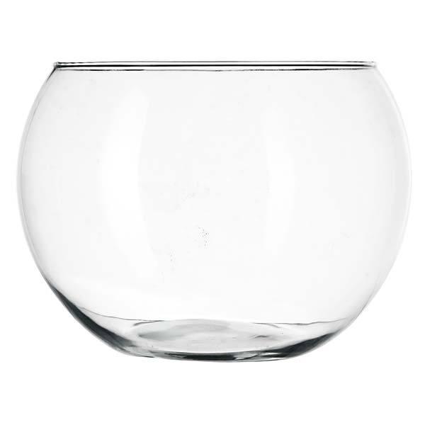 Aparador Em U Madeira ~ Vaso Vidro Aquário Incolor Médio Leroy Merlin