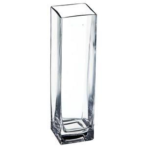 Vaso de Vidro 6x23cm Incolor Luvidarte