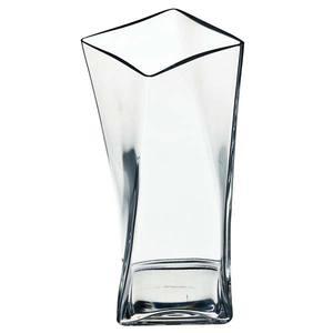 Vaso de Vidro 8x20cm Incolor Luvidarte