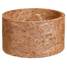 Vaso Fibra de Coco Natural Extra Grande