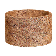 Vaso Fibra de Coco Natural Grande