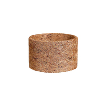 Vaso Fibra de Coco Natural Mini