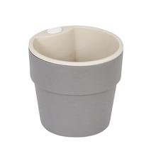 Vaso Plástico Autoirrigável Grande Chumbo