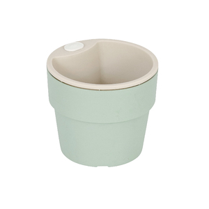 Vaso Plástico Autoirrigável Médio Verde