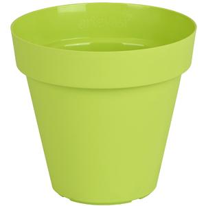 Vaso Plástico Capri Verde Extra Grande