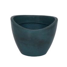 Vaso Plástico Copacabana Azul Pequeno