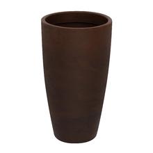 Vaso Plástico Malta Cone Rusty Extra Grande