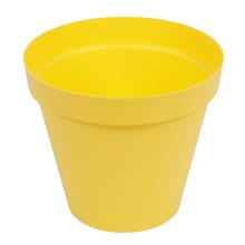 Vaso Plástico Sampa Amarelo Extra Grande