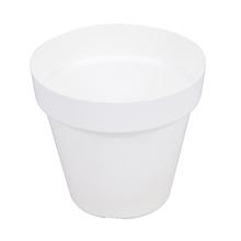 Vaso Plástico Sampa Branco Médio
