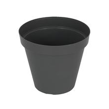 Vaso Plástico Sampa Cinza Extra Grande