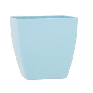 Vaso Plástico Siena Azul Pequeno