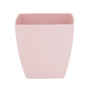 Vaso Plástico Siena Rosa Pequeno
