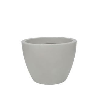 Vaso Plástico Verona Branco Médio