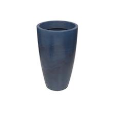 Vaso Plástico Verona Cone Azul Extra Grande
