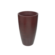 Vaso Plástico Verona Cone Vermelho Extra Grande