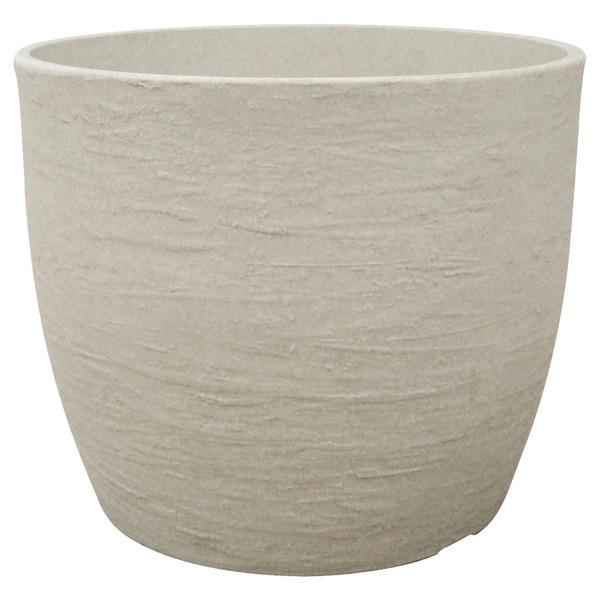 Vaso pl stico europa cimento grande leroy merlin for Vaso grande
