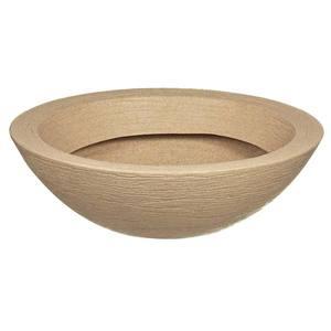 Vaso pl stico terra bowl bege extra grande leroy merlin for Vaso terracotta leroy merlin