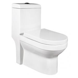 Vaso Sanitário com Caixa Acoplada 3/6 L Campana Branco Eternit