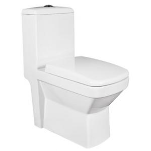 Vaso Sanitário com Caixa Acoplada 3/6 L Dumas Branco Eternit