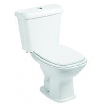 Vaso Sanitário com Caixa Acoplada 3/6L Fit Branco Celite