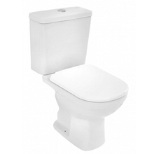 Vaso Sanitário com Caixa Acoplada 3/6L Life Branco Celite