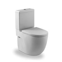 Vaso Sanitário com Caixa Acoplada 3/6L Branco Meridian Plus Roca
