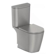 Vaso Sanitário com Caixa Acoplada 3/6L Saída Vertical Neo Cinza Incepa