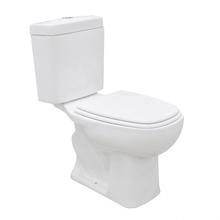 Vaso Sanitário com Caixa Acoplada 3/6L Optima Branco Sensea