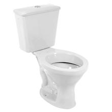 Vaso Sanitário com Caixa Acoplada 3/6L Sabará Branco Icasa
