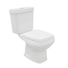 Vaso Sanitário com Caixa Acoplada 3/6L Sea Branco Sensea