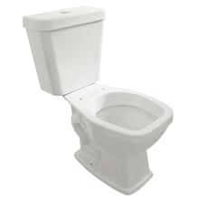 Vaso Sanitário com Caixa Acoplada 3/6L Viseu Branco Luzarte
