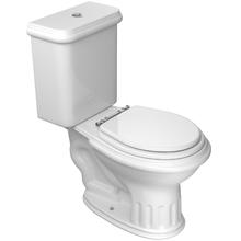Vaso Sanitário com Caixa Acoplada 3/6L Windsor Gelo Deca