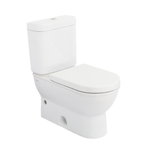 Vaso Sanitário com Caixa Acoplada 4,8L Darling New Branco Duravit