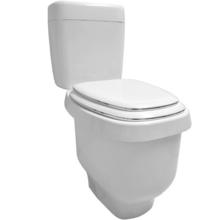 Vaso Sanitário com Caixa Acoplada ABS 2L Acquamatic