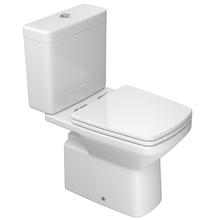 Vaso Sanitário com Caixa Acoplada 3/6L Clean Branco Deca