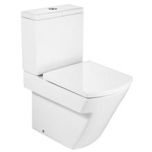 Vaso Sanitário com Caixa Acoplada 3/6L Hall Branco Roca