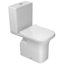 Vaso Sanitário com Caixa Acoplada 3/6L Polo Branco Deca