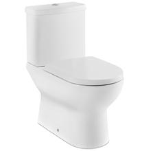 Vaso Sanitário com Caixa Acoplada e Assento 3/6L Vesuvio Branco Icasa